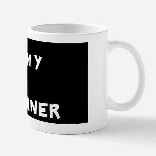 pawheart4 Mug