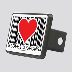 I-Love-Coupons Rectangular Hitch Cover