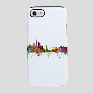 New York Skyline iPhone 7 Tough Case