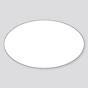 gotjdido2011white Sticker (Oval)