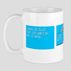Angel poop Mug