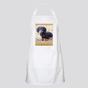 Puppy Love Doxie Apron