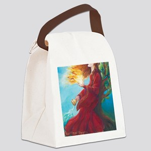 Brigid_pillow Canvas Lunch Bag