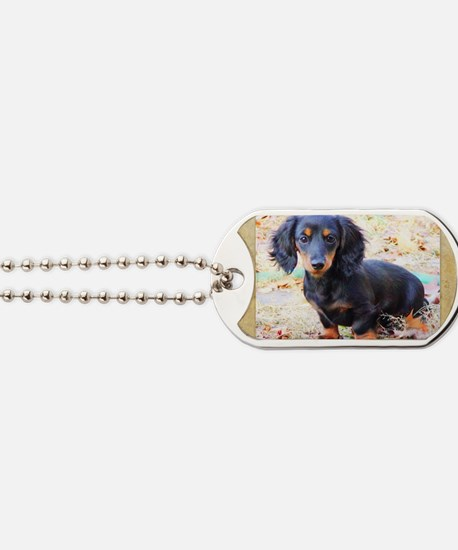 Puppy Love Doxie Dog Tags