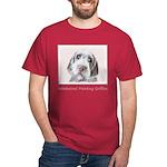 Wirehaired Pointing Griffon Dark T-Shirt