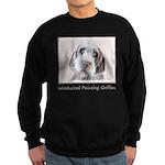 Wirehaired Pointing Griffon Sweatshirt (dark)