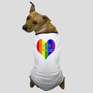 safe space left Dog T-Shirt