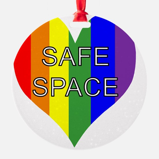 safe space middle Ornament