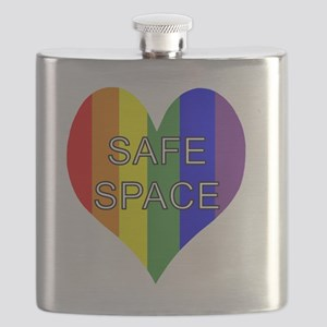 safe space middle Flask