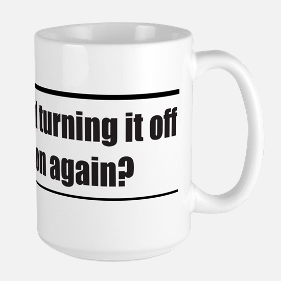 Have you tried turning it off and back on again? M