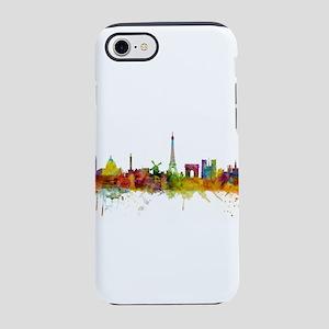 Paris France Skyline iPhone 7 Tough Case