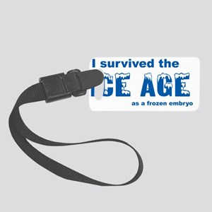 Ice Age Small Luggage Tag