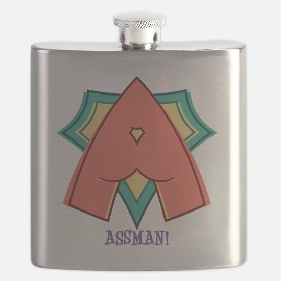 assman-T Flask
