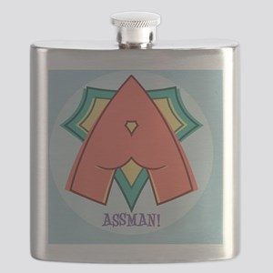 assman-CRD Flask