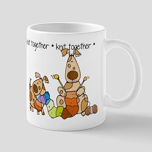 Knit together II Mug