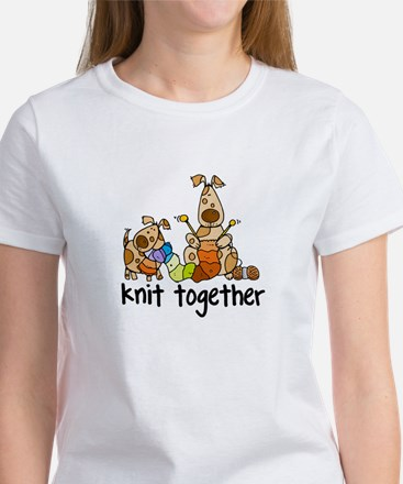 Knit together II Women's T-Shirt