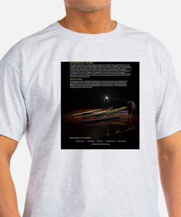 BlenderBasics4BackCover T-Shirt