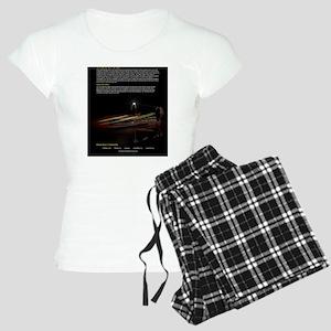 BlenderBasics4BackCover Women's Light Pajamas