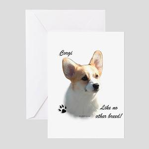 Corgi Breed Greeting Cards (Pk of 10)
