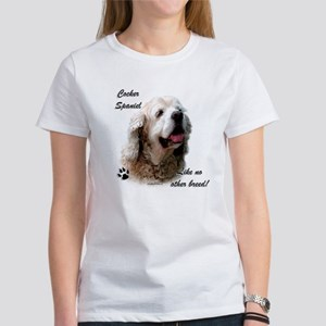 Cocker Breed Women's T-Shirt