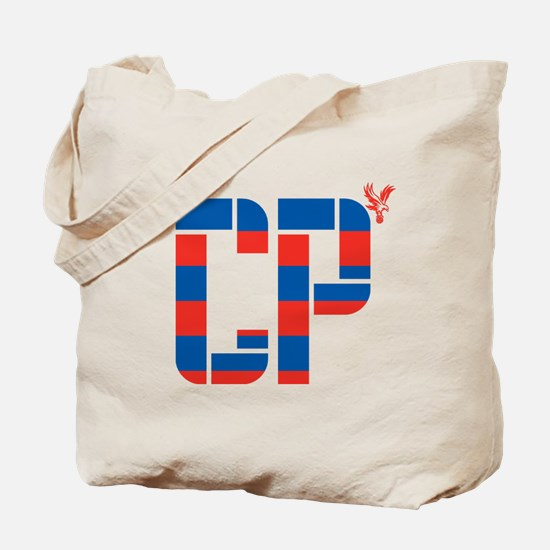 Crystal Palace Letters Tote Bag