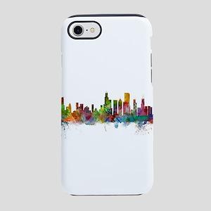 Chicago Illinois Skyline iPhone 7 Tough Case