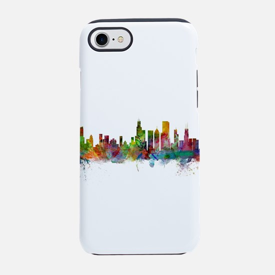 Chicago Illinois Skyline iPhone 7 Tough Case
