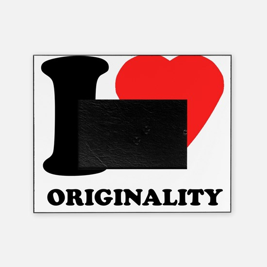 Originality white Picture Frame