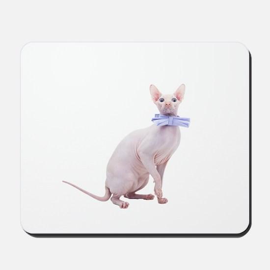 True gentlemen Mousepad
