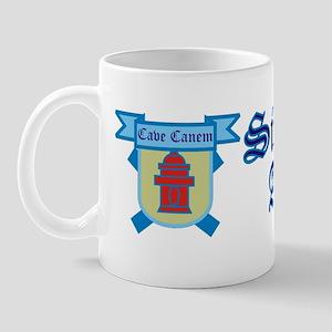 Sir Barks A lot Mug