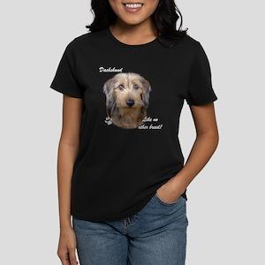 Dachshund Breed Women's Dark T-Shirt
