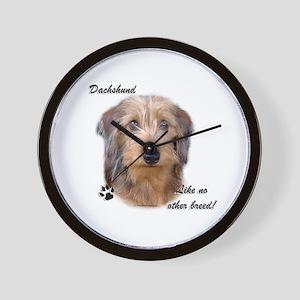 Dachshund Breed Wall Clock
