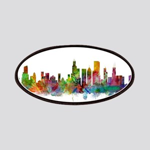 Chicago Illinois Skyline Patch