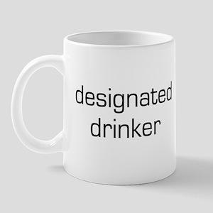 Designated Drinker Mug