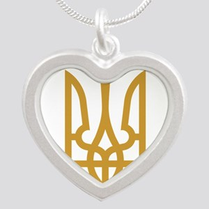 Tryzub (Gold) Necklaces