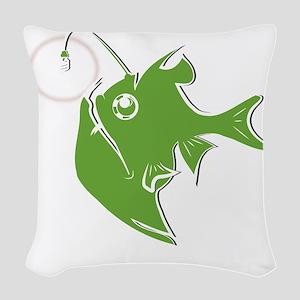 evolution Woven Throw Pillow
