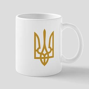Tryzub (Gold) Mugs