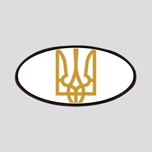 Tryzub (Gold) Patch