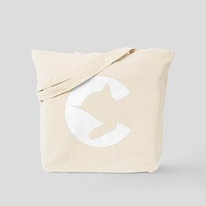 chessiewhite Tote Bag