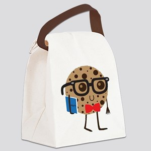 Smart Cookie Canvas Lunch Bag