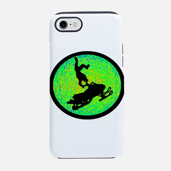 THE TRICKSTER HEIGHT iPhone 7 Tough Case