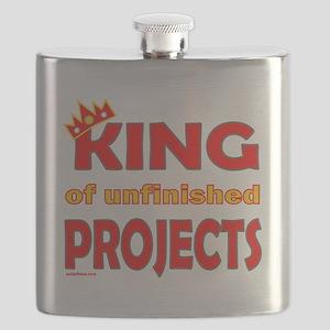 KingOfUnfinishedProjects Flask