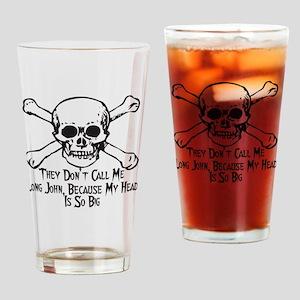 long john Drinking Glass