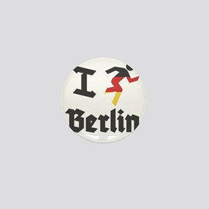I-Run-berlin-2 Mini Button