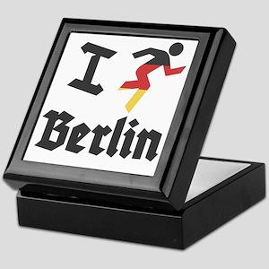 I-Run-berlin-2 Keepsake Box