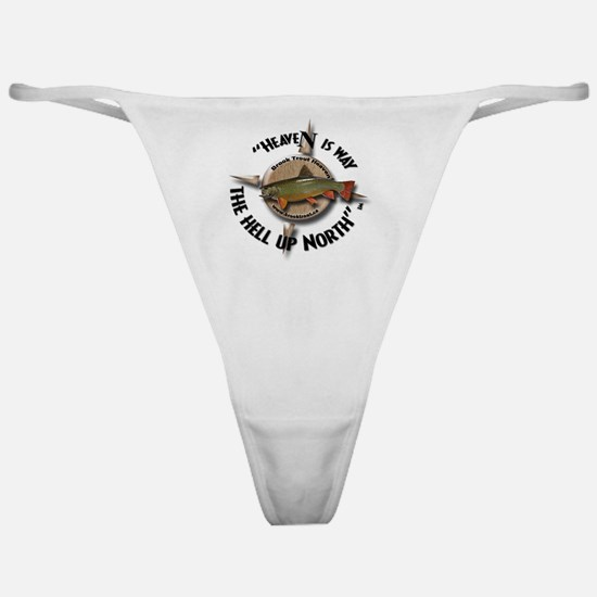 Brook Trout Classic Thong