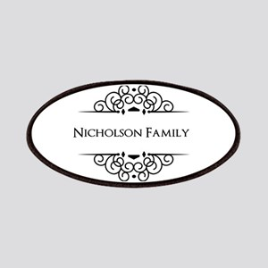 Personalized family name Patches