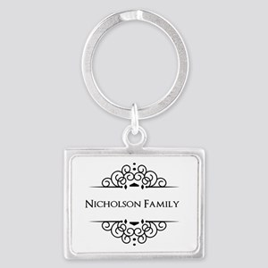 Personalized family name Keychains