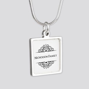 Personalized family name Necklaces