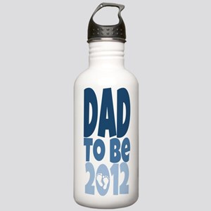D2B12VertR2 Stainless Water Bottle 1.0L